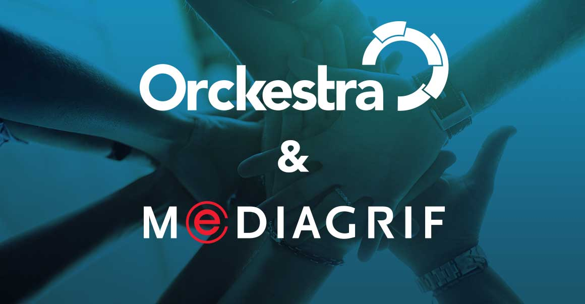 Orckestra acquired by Mediagrif