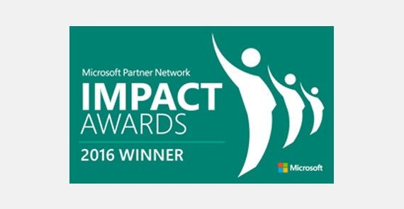 Orckestra, lauréate du prix Impact Enterprise Cloud Platform Innovation 2016 de Microsoft Canada