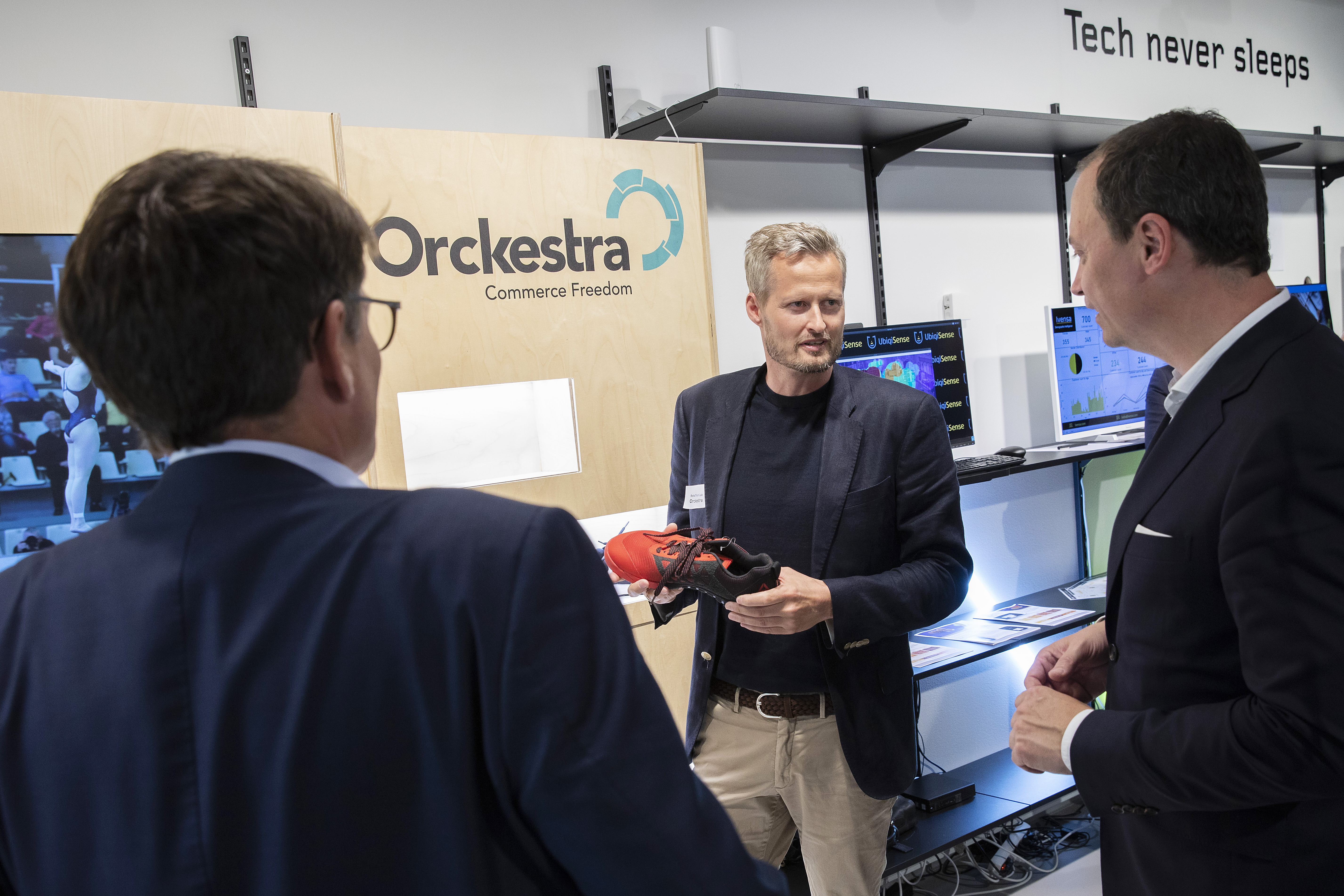 Orckestra is selected by the RetailTech Lab to showcase what the modern retail store looks like