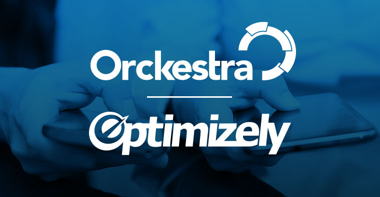 Orckestra partners with Optimizely for Online Experimentation and Personalization