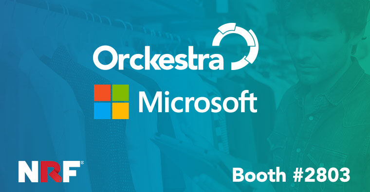 Orckestra demonstrates solution with Microsoft Dynamics 365 for omnichannel retail at NRF 2017