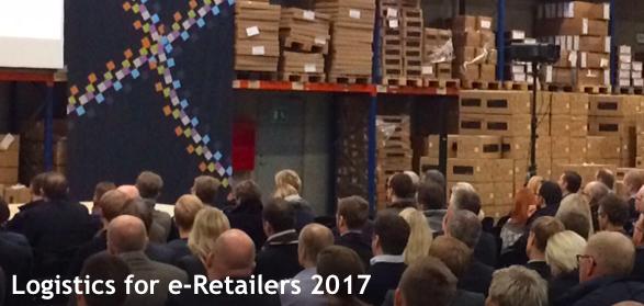 Logistics for e-Retailers event