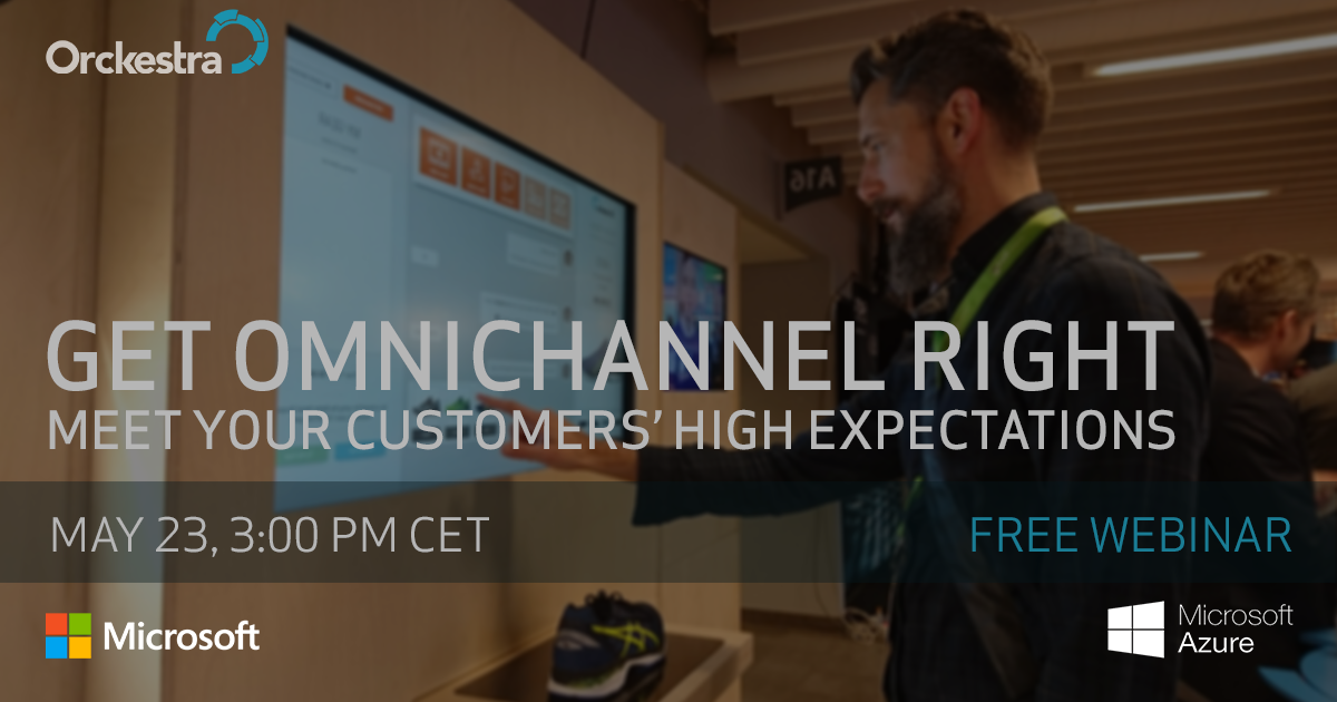 Free webinar: Get omnichannel right