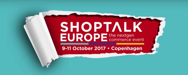 Shoptalk Europe event